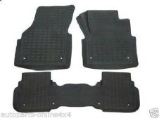 LAND ROVER DISCOVERY SPORT FRONT AND REAR MAT RUBBER FLOOR SET RHD